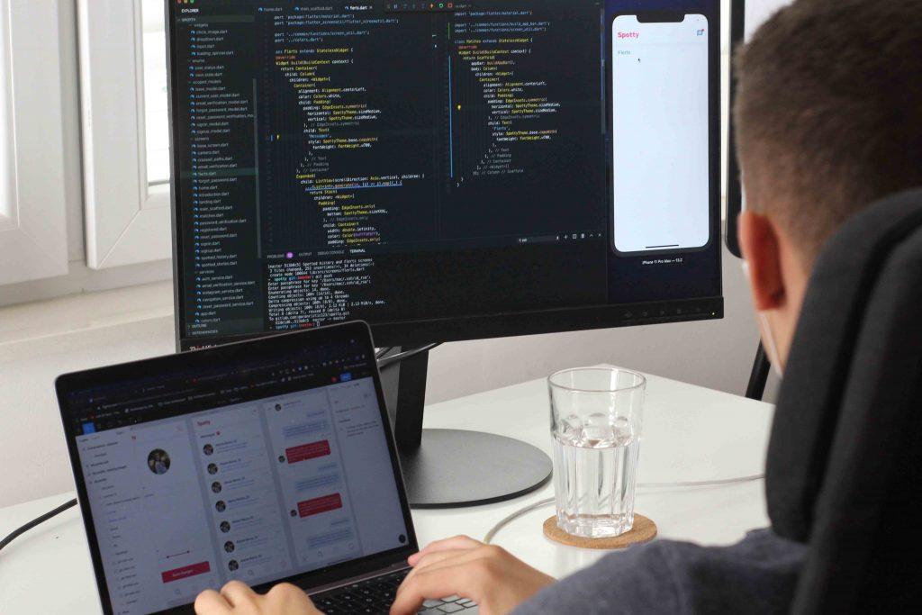 Code Programmer Programming Software Development Staff Augmentation Outsourcing